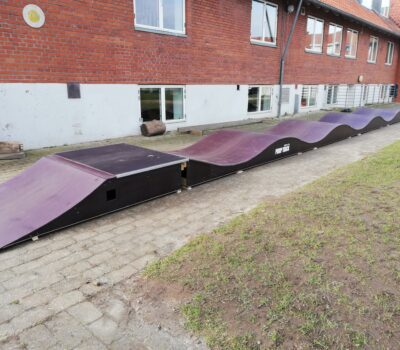 Pumptrack Engum skole