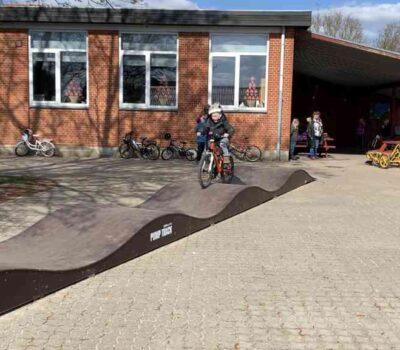 Pumptrack Bredebro skole