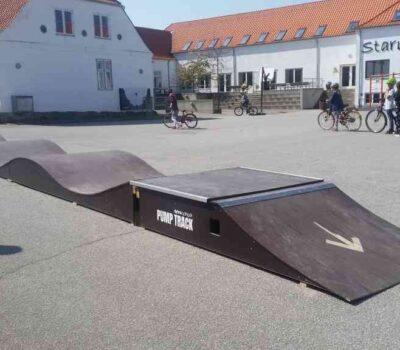 Pumptrack Haderslev BMX