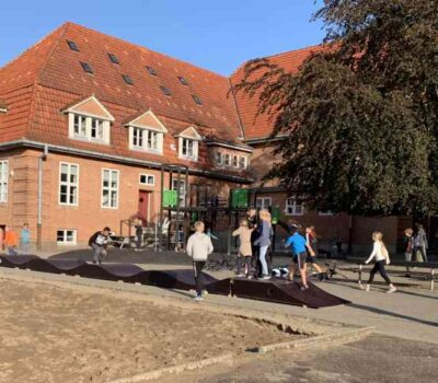 Pumptrack Haderslev Kristne friskole