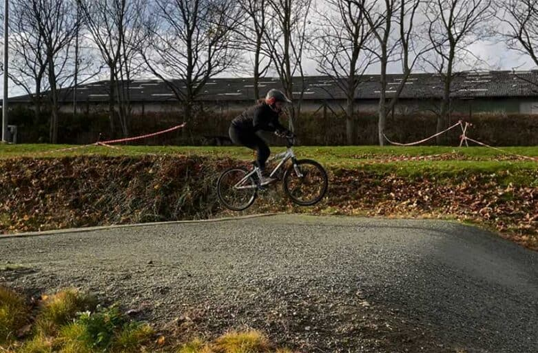 Pumptrack BMX + MTB